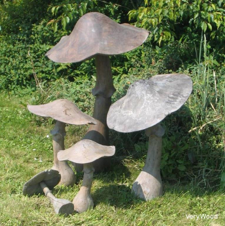 Decoration Jardin Champignon - Amazing Home Ideas - freetattoosdesign.us