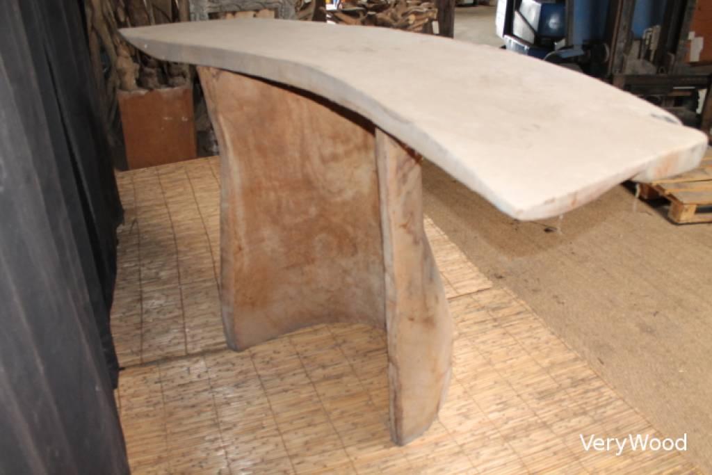 Lys mobilier divers comptoir mao for Meuble comptoir bar professionnel